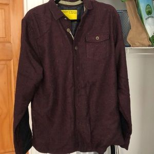 NWT Descendant of Thieves Donegal Shirt Jacket